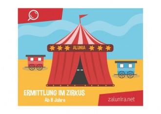 Ermittlung im Zirkus - Ab 8 Jahre
