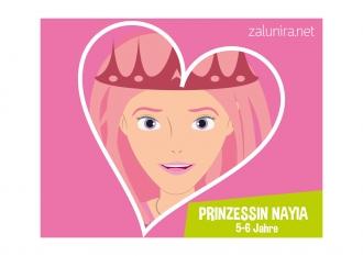 Prinzessin Nayia - 5-6 Jahre