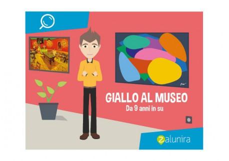 Giallo al Museo - da 9 anni in su