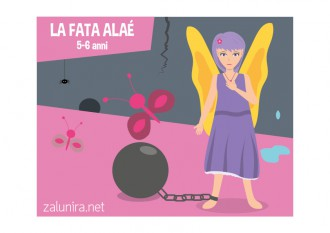 La fata Alaé - 5-6 anni